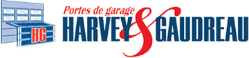 Portes de garage Harvey & Gaudreau